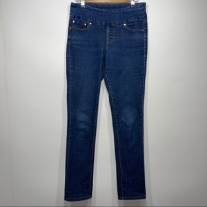 Jag Jeans high-rise slim ankle size 6